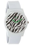 Men&#39;s The Pantone Watch in Zebra &amp; White, Watches