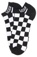 Men&#39;s The Checker Kick Socks in Black, Socks