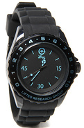 Men&#39;s The Longitude Watch in Black &amp; Blue, Watches