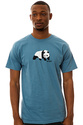 Men&#39;s The Original Panda Tee in Slate, T-shirts