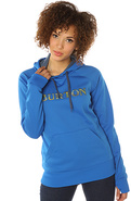 Women's The Heron Hoody in Cobalt Blue, Sweatshirt