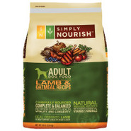 Simply Nourish Lamb &amp; Oatmeal Adult Dog Food
