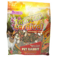 FM Browns Tropical Carnival Rabbit Food