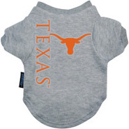Texas Longhorns Logo Pet T-Shirt