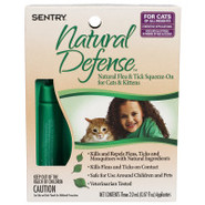 Sentry Natural Defense Natural Flea & Tick Squeeze