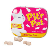Pit'r Pat Fresh Breath Cat Treats