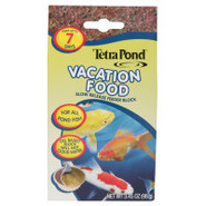 TetraPond Vacation Food Slow-Release Feeder Block
