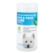 Dog Essentials Eye and Face Care Wipes for Dogs