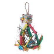 All Living Things Small Firecracker Bird Toy
