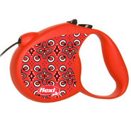 Flexi Wild West Retractable Dog Leash