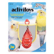 JW Pet Activitoys Punching Bag Bird Toy