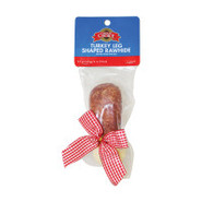 Grreat Choice Rawhide Turkey Leg with Chicken Meat