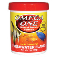 Omega One Freshwater Flakes Fish Food