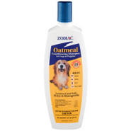 Zodiac Oatmeal Conditioning Shampoo for Dogs & Pup