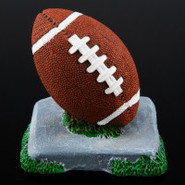 Top Fin&reg Football Aquarium Ornaments