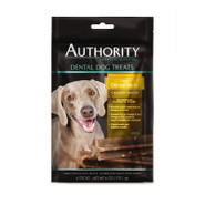 Authority Chicken Dental Sticks Dog Treats