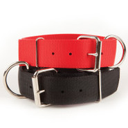 Macho Dog Double-Ply Dog Collar