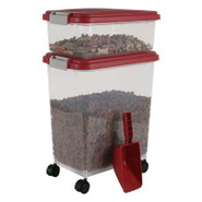 Airtight Pet Food Storage Container - Combo Kit
