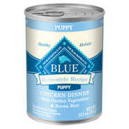 BLUE Homestyle Recipe Puppy Food