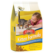 Grreat Choice Kitten Food