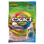 KAYTEE exact Rainbow Fruity Parakeet Food