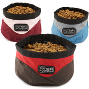 Outward Hound Designer Port-A-Bowl for Dogs