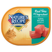NATURE'S RECIPE Natural Tuna Cat Food