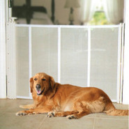 Precision Pet Pet Partition Retractable Gate