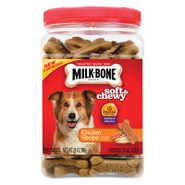 Milk-Bone Chicken Drumstix Chewy Dog Treats
