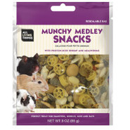 All Living Things Munchy Medley Snacks