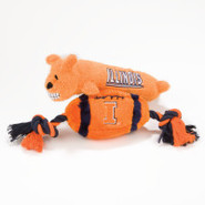 Pets First Illinois Fighting Illini Plush Collegia