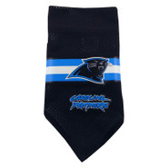 Carolina Panthers Dog Collar Bandana