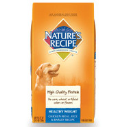 Nature's Recipe Healthy Weight Dog Food