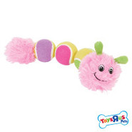Toys R Us  Pets Tri-Tennis Ball Caterpillar
