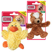 KONG&amp;reg X-Small Plush Dog Toys