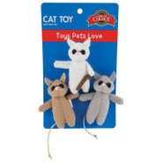 Grreat Choice Three Blind Mice - for Cats