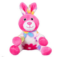 ToyShoppe&amp;reg Bunny/Lamb Mini Plush Dog Toys