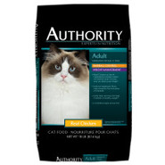 Authority Hairball Control Weight Management Cat F