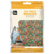 All Living Things Banana-Scented Oat Groat Snacks