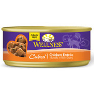 Wellness Can Cuts Chicken Entre Cat Food