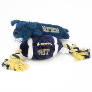 Pets First Pittsburgh Panthers Plush Collegiate Do