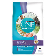 Purina ONE Advanced Nutrition Hairball Formula Dry