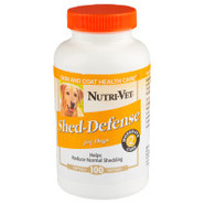 Nutri-Vet Shed Defense for Dogs