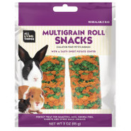 All Living Things Multigrain Roll Snacks