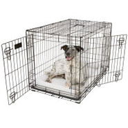Top Paw(tm) Double Door Dog Crates