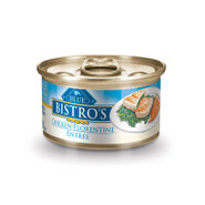 BLUE Bistro's Chicken Florentine Canned Cat Food