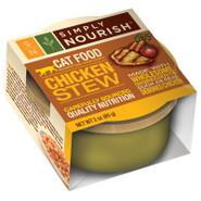 Simply Nourish Chicken Stew Cat Food