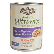 Castor & Pollux Natural Ultramix Adult Canned Food