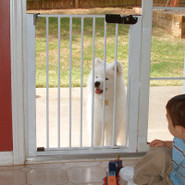 Cardinal Gates Lock-N-Block Sliding Door Gate