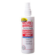Nature's Miracle No-Scratch Deterrent Spray